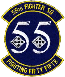 55th Fighter Squadron  - Fighting Fifty-Fifth
