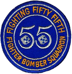 55th Fighter-Bomber Squadron