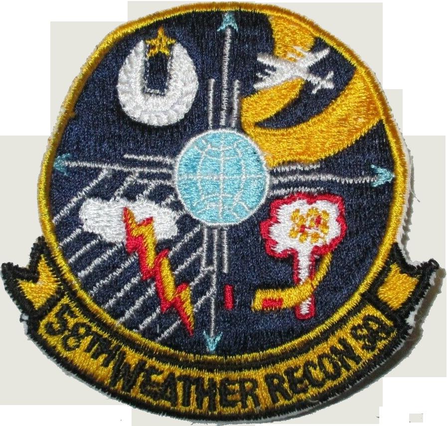 58th Weather Reconnaissance Squadron/Air Weather Reconnaissance