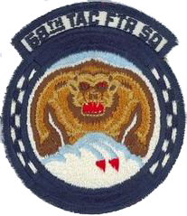 58th Tactical Fighter Squadron