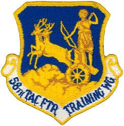 58th Tactical Fighter Training Wing (Staff)
