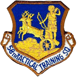 58th Tactical Training Squadron (Cadre)