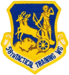 58th Tactical Training Wing