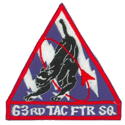 63rd Tactical Fighter Squadron