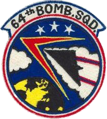 64th Bombardment Squadron, Medium