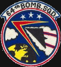 64th Bombardment Squadron, Heavy