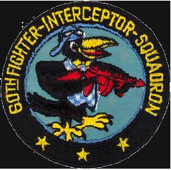 60th Fighter-Interceptor Squadron