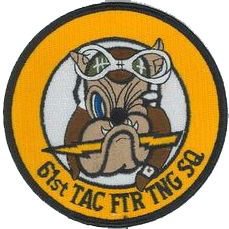 61st Tactical Fighter Training Squadron