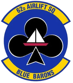 62nd Tactical Airlift Squadron