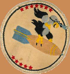 75th Bombardment Squadron, Heavy