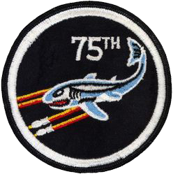 75th Fighter Squadron  - Tiger Sharks