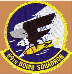 69th Bombardment Squadron, Medium