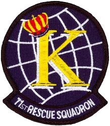 71st Rescue Squadron  - Kings