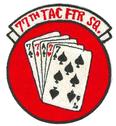 77th Tactical Fighter Squadron