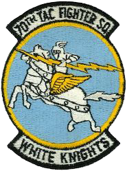 70th Tactical Fighter Squadron