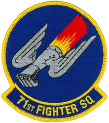 71st Fighter Squadron  - Iron Men