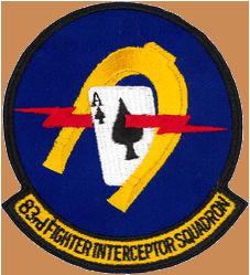 83rd Fighter-Interceptor Squadron