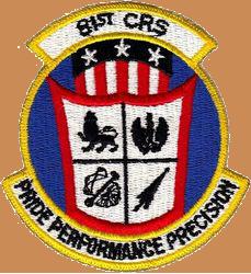 81st Component Repair Squadron