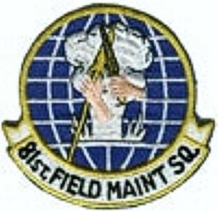 81st Field Maintenance Squadron