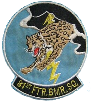 81st Fighter-Bomber Squadron