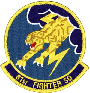 81st Tactical Fighter Squadron