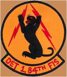 Detachment 1, 84th Fighter-Interceptor Squadron