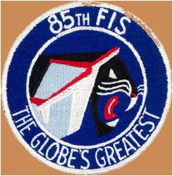 85th Fighter-Interceptor Squadron
