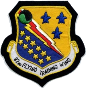 82nd Flying Training Wing (Staff)