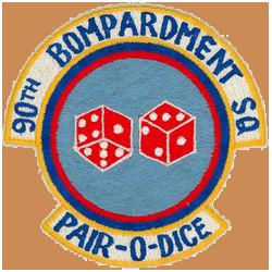 90th Bombardment Squadron, Tactical