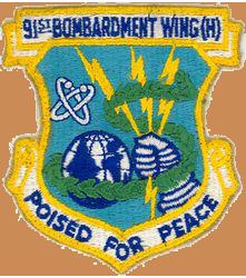 91st Bombardment Wing, Heavy