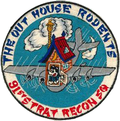 91st Strategic Reconnaissance Squadron, Medium, Photographic