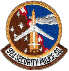 92nd Security Police Squadron