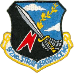 92nd Strategic Aerospace Wing