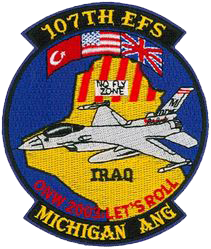 107th Expeditionary Fighter Squadron