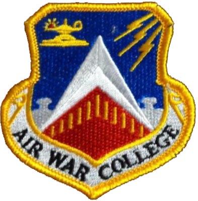 Air War College (Staff Faculty) Maxwell AFB