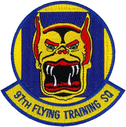 97th Flying Training Squadron (Cadre)  - Devil Cats