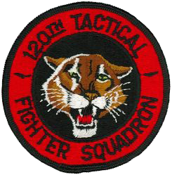 120th Tactical Fighter Squadron