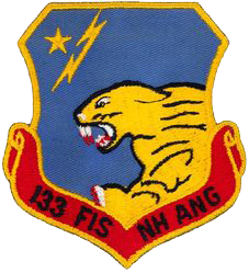 133rd Fighter-Interceptor Squadron