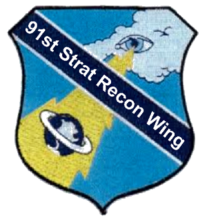 91st Strategic Reconnaissance Wing, Medium
