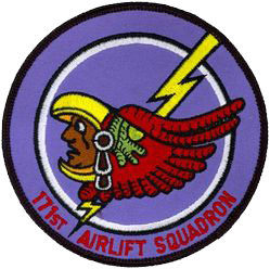 171st Airlift Squadron  - Six Pack