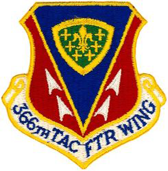 366th Tactical Fighter Wing - Gunfighters