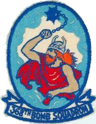 368th Bombardment Squadron, Heavy