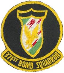 371st Bombardment Squadron, Medium