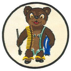 373rd Bombardment Squadron, Medium
