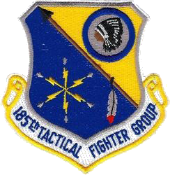 185th Tactical Fighter Group