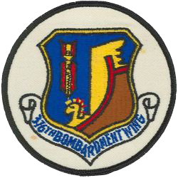 376th Bombardment Wing, Medium