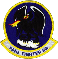 194th Fighter Squadron  - Griffins