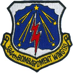 384th Bombardment Wing, Heavy