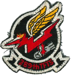 389th Tactical Fighter Squadron - Thunderbolts
