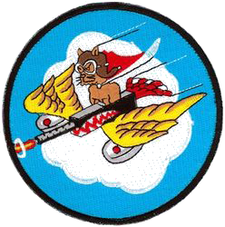 301st Fighter Squadron - Red Tail Angels